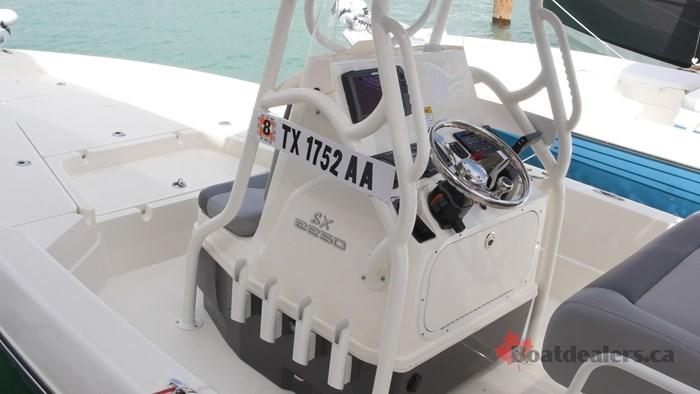 Skeeter SX2250 Helm