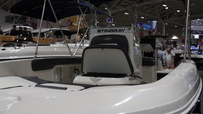 Stingray 186CC Profile