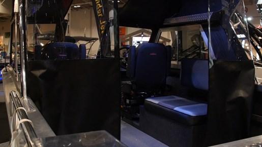 Thunder Jet Chinook Offshore Curtain