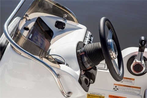 walker bay generation 525 helm dash