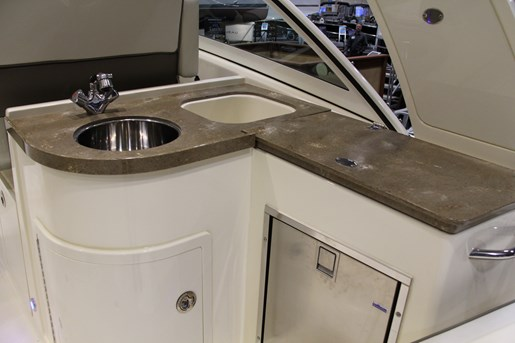 worldcat 320 dc sink