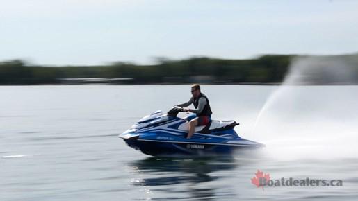 Yamaha WaveRunner GP1800 Running