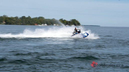 Yamaha WaveRunner GP1800 Turn