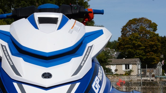 Yamaha WaveRunner GP1800 Cowling