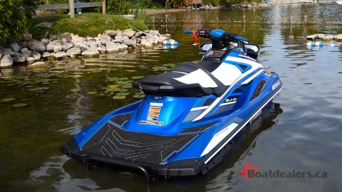 Yamaha WaveRunner GP1800 Seat