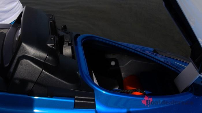 Yamaha WaveRunner GP1800 Storage