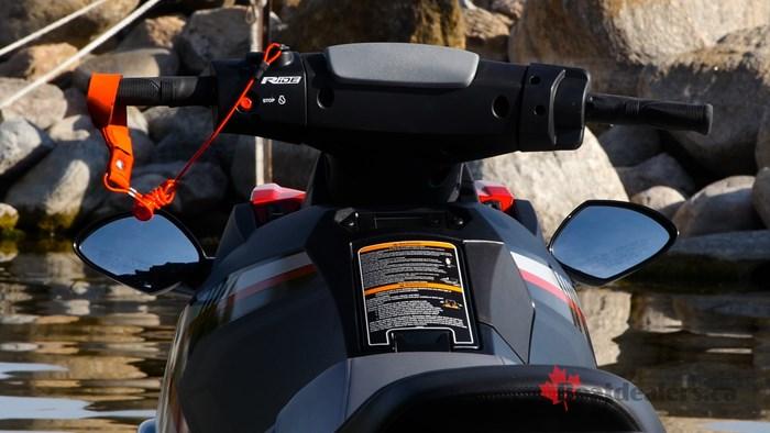 Yamaha Waverunner EX Deluxe seat