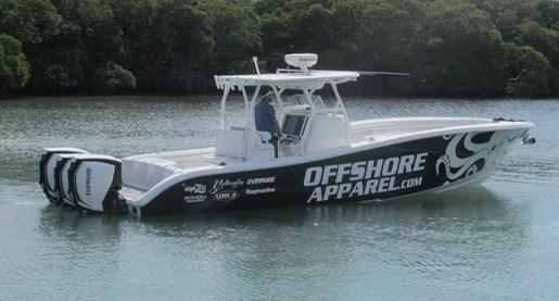 Yellowfin 34Offshore Main