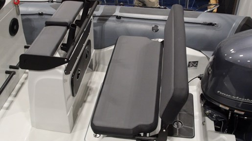 Zodiac Pro Open 550 Bench Seat
