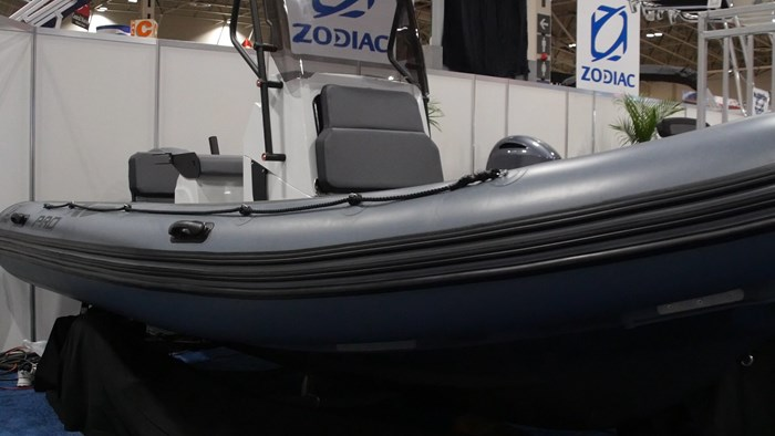 Zodiac Pro Open 550 Profile
