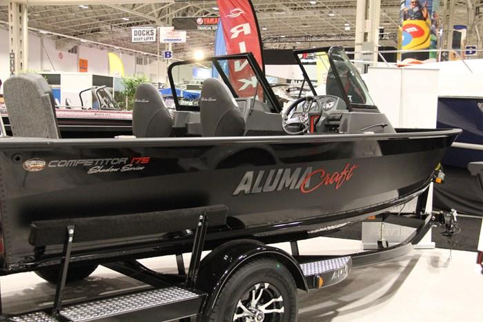 alumacraft shadow 175 competitor sport  right
