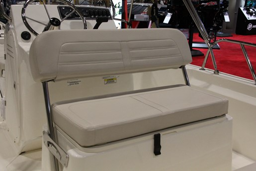 boston whaler 170 montauk seat