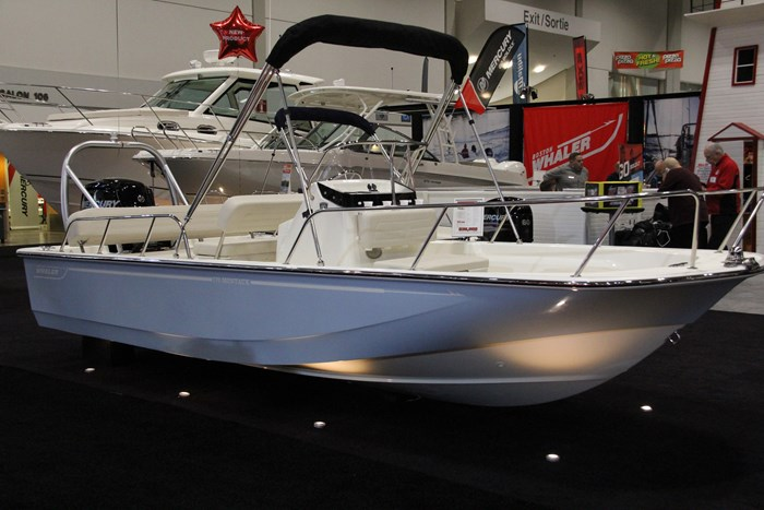 2018 Boston Whaler 170 Montauk Center Console Boat Review