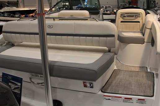 cobalt 23 sc bench seat