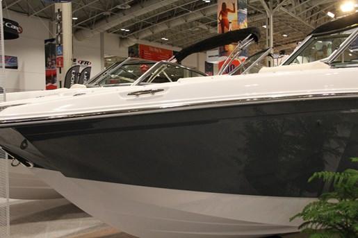cobalt 23 sc front bow