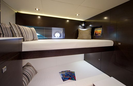 cruisers yachts 50 cantius third stateroom