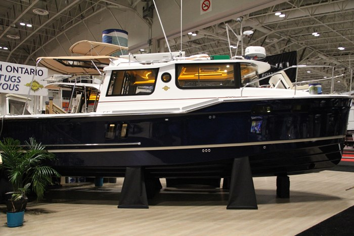 2018 Ranger Tugs R 27 Trawler Boat Review Boatdealersca