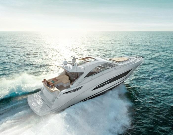 searay sundancer 510 running