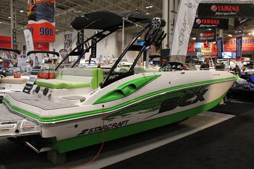 starcraft scx 211 surf side