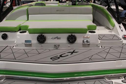 starcraft scx 211 surf swim platform