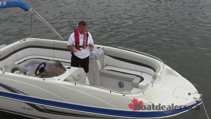 2018 Starcraft Mdx 231 Ob Deck Boat Boat Review