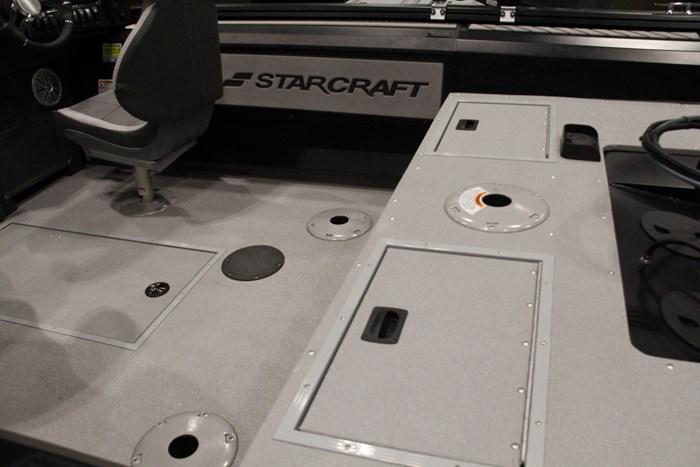 starcraft renegade 178 dc storage