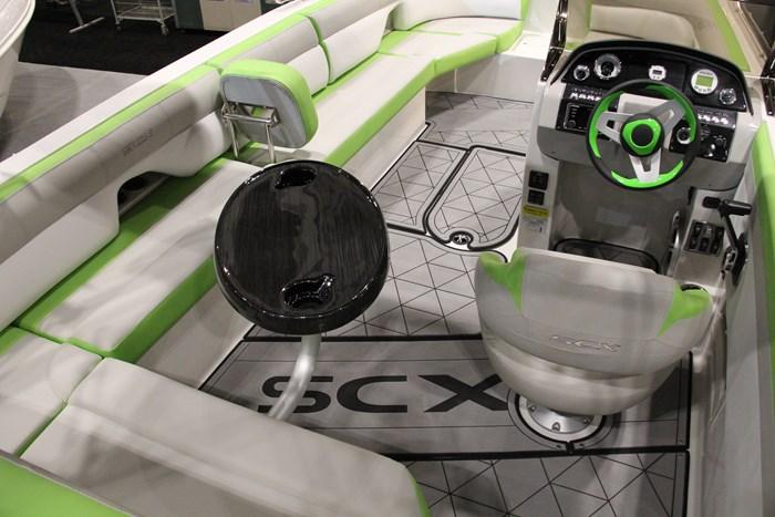 starcraft scx 211 surf overview