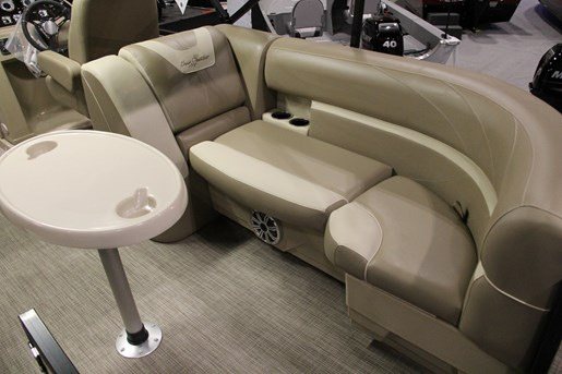 sunchaser geneva 8522 pontoon bench seat