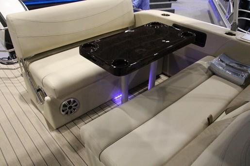 sylvan mirage 8524 dlz bench seat