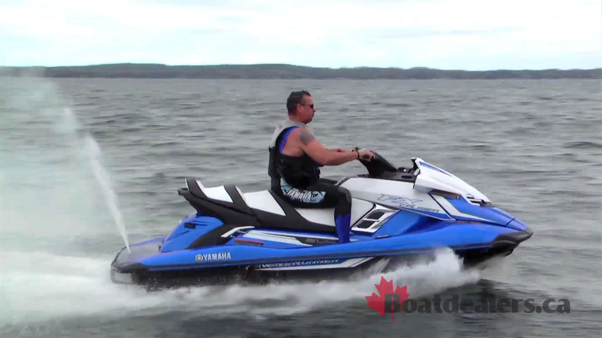 2018 Yamaha FX Cruiser SVHO Personal Water Craft Boat Review