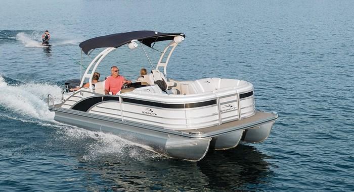 2019 Bennington 23rcw Pontoon Boat Review Boatdealers Ca