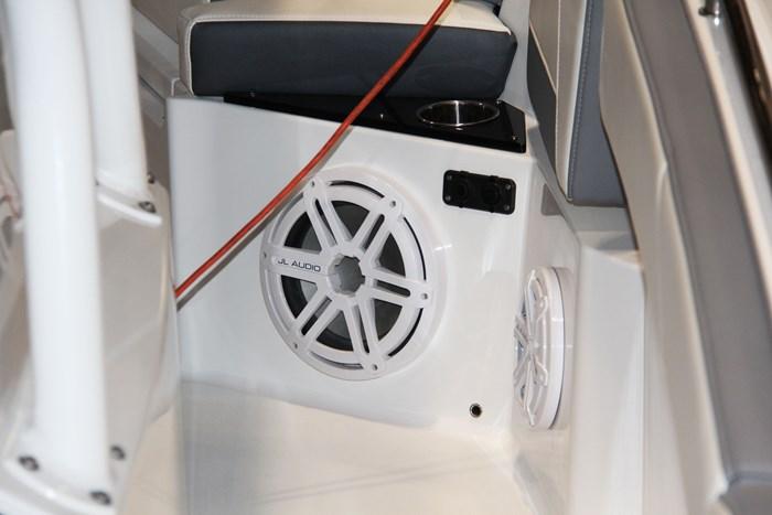 blackfin 242 cc speaker