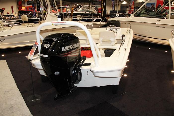 boston whaler 160 super sport engine