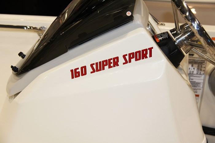 boston whaler 160 super sport name
