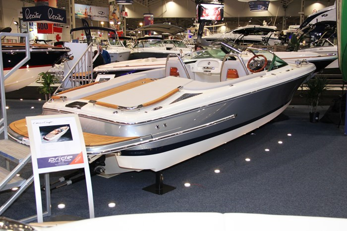 chris craft carina 21 starboard