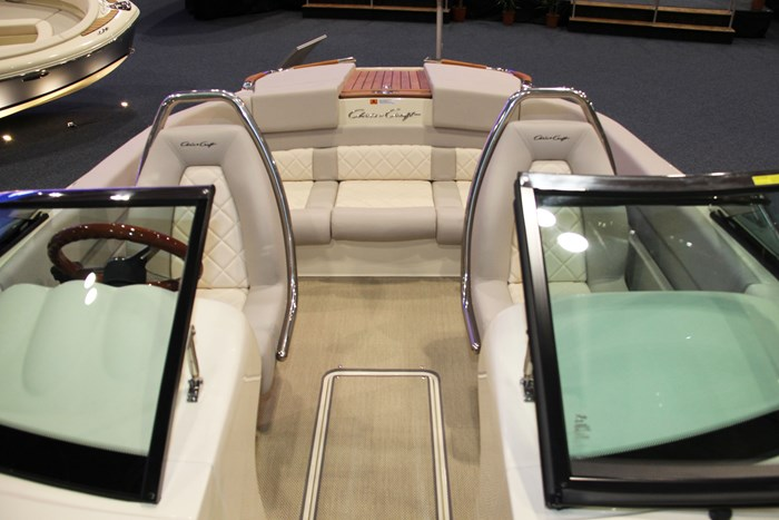 chris craft carina 21 walkthrough