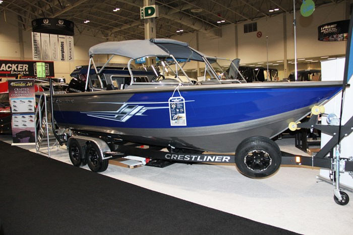 2019 Crestliner 2250 Authority Aluminum Fishing Boat Review