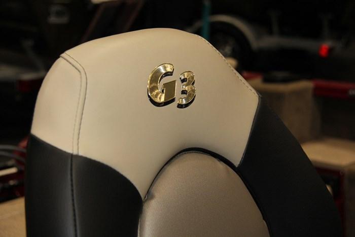 G3 angler v17 sf brand