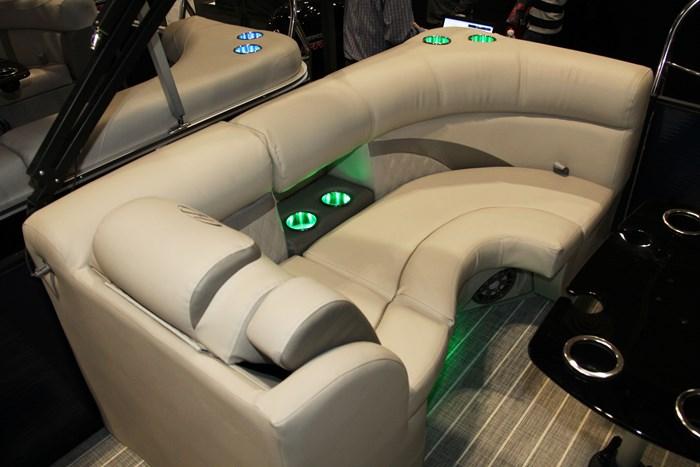 harris sunliner 230 seat