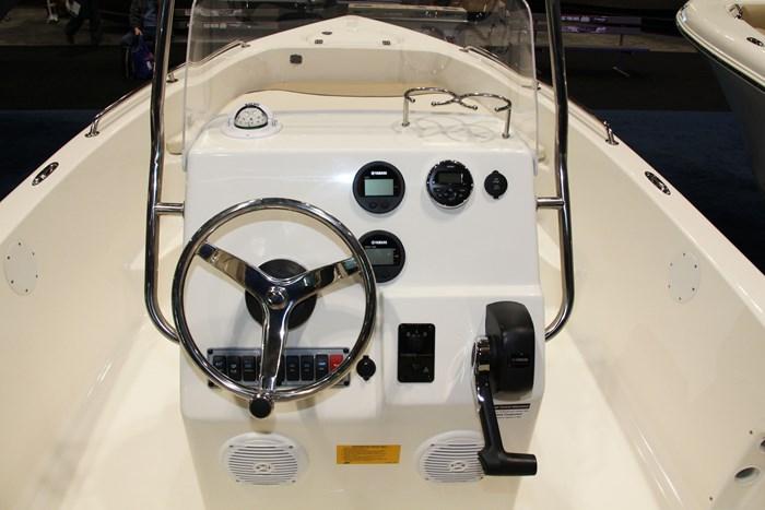 Key west 176 cc helm
