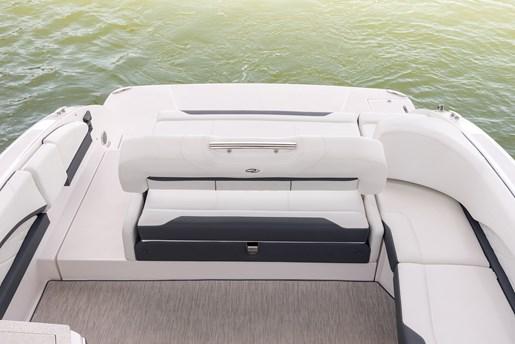 regal 3300 br stern flip seat