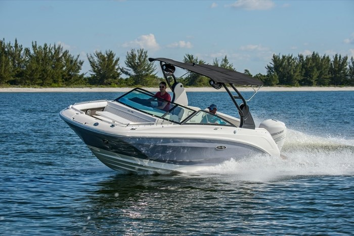2019 Sea Ray SDX 250 Bowrider Boat Review - BoatDealers ca