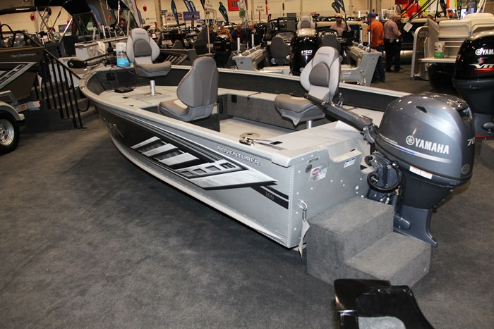smoker craft adventurer 160 t stern