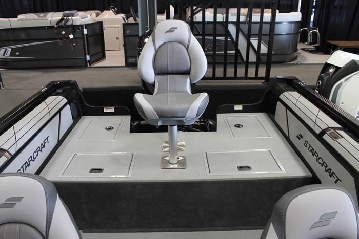 starcraft renegade 188 dc seat