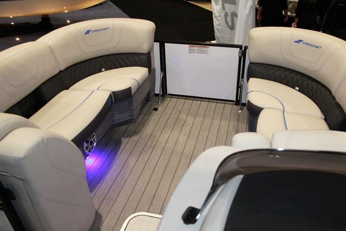 starcraft sls 3 bench seats
