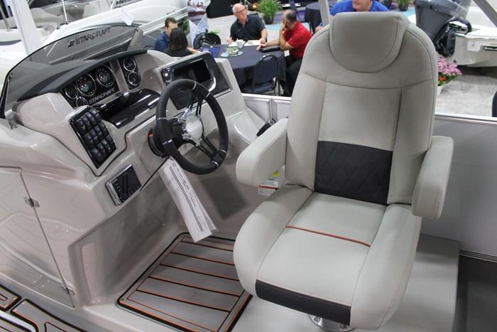 starcraft sls 5 captain chair