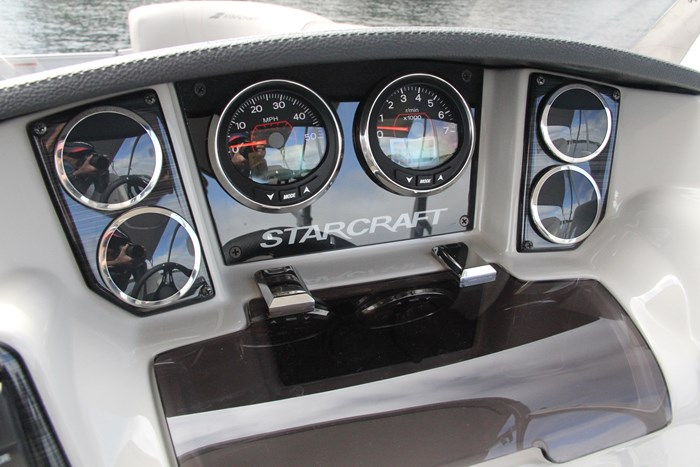starcraft sls 5 dash