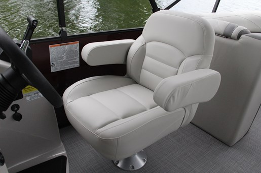 sunchaser  geneva 8524 lr dh captain seat