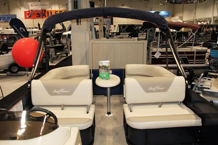 sunchaser geneva cruise 20 lr swing back seats