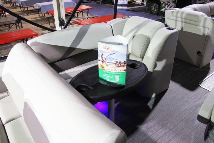 sylvan mirage cruise 8524 dlz bar le table